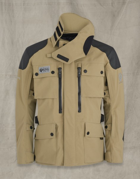 Belstaff Long Way UP Jacket Gore-Tex Pro