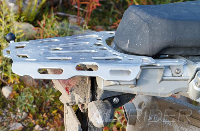 AltRider Luggage Rack Lower Position for R1200 GS (2003-2012)
