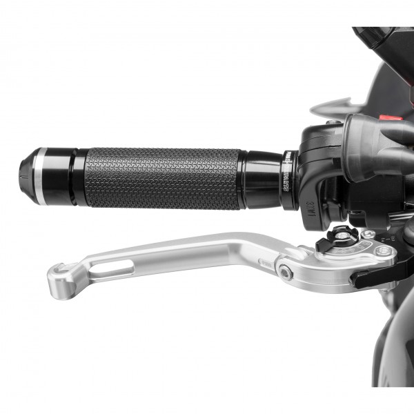 Puig Levers 2.0 Adaptor Black For BMW F650/700/800GS