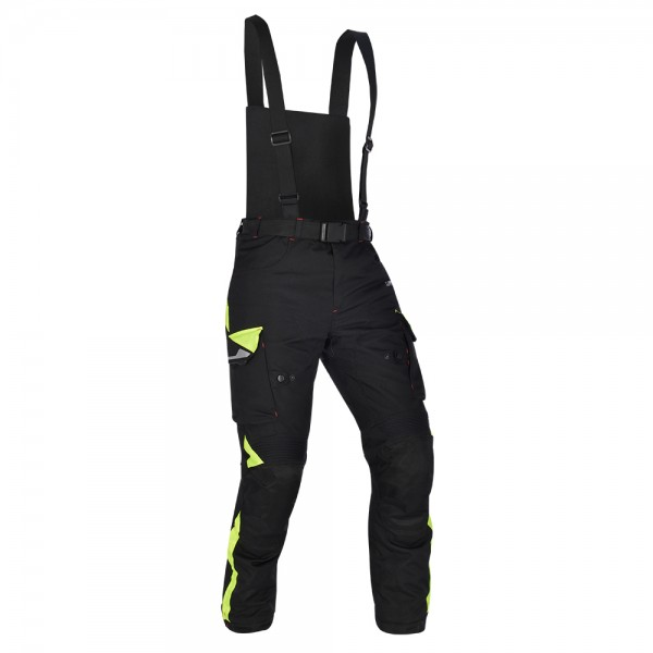 Oxford Montreal 3.0 Pant Tech BLACK/FLUO