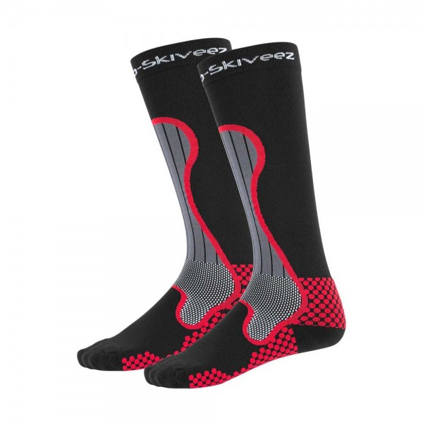 Moto-Skiveez Motorcycle Performance Compression Sock