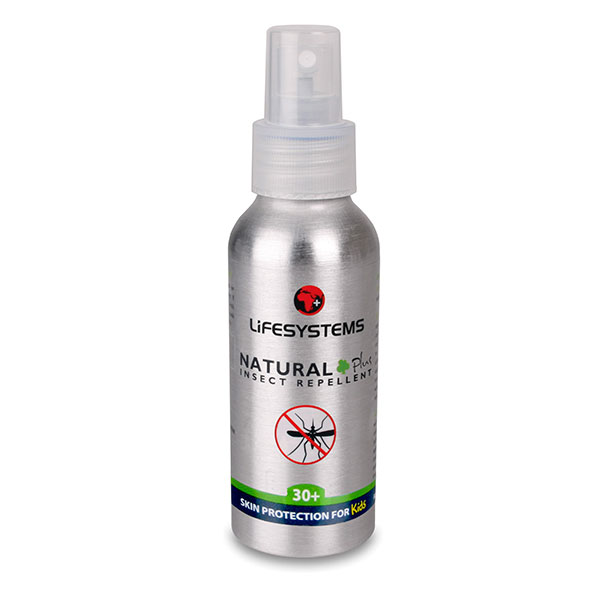 LifeSystems Natural 30+ Spray Insect Repellant