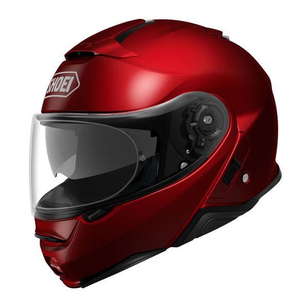 SHOEI Neotec 2 Helmet Plain Red
