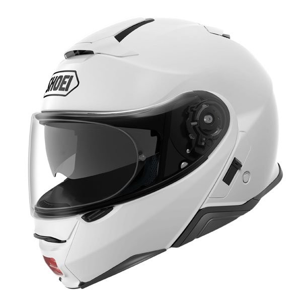 SHOEI Neotec 2 Helmet Plain White