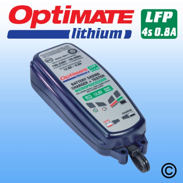 OptiMate Lithium 0.8A