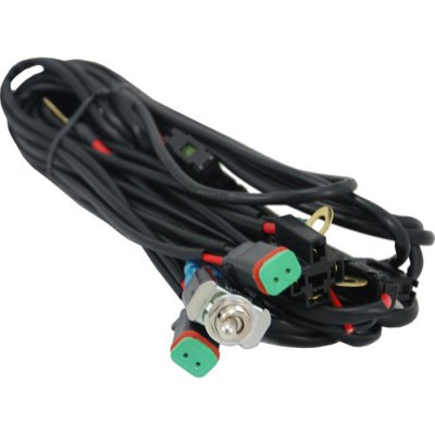 VisionX Solstice Dual Light Wiring Harness