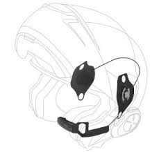 Interphone PRO SOUND AUDIO KIT for SCHUBERTH - TOUR/SPORT/URBAN