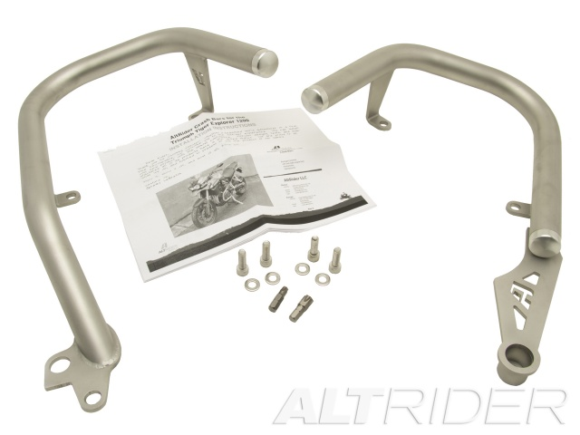 AltRider Crash Bars for the Triumph Tiger 1200 Explorer