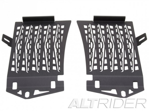 AltRider Radiator Guard for the BMW R1200GS Adventure Water Cooled