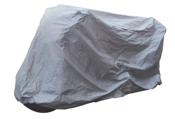 HEAVY DUTY PVC RAINCOVERS - LARGE, FROM 750CC - 1100CC