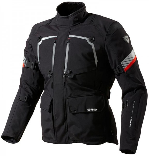 REV'IT Poseidon GTX Jacket - Black