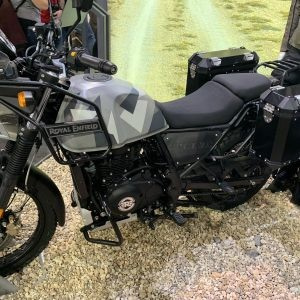 Cool Cover ROYAL ENFIELD HIMALAYAN 411 RIDER SEAT