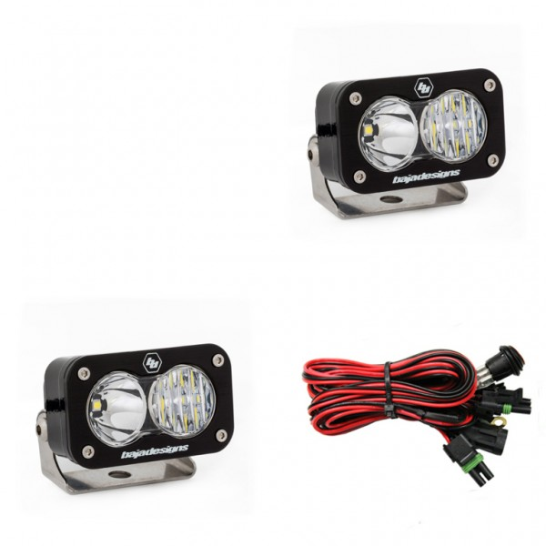 Baja Designs S2 Pro, Pair Driving/Combo LED