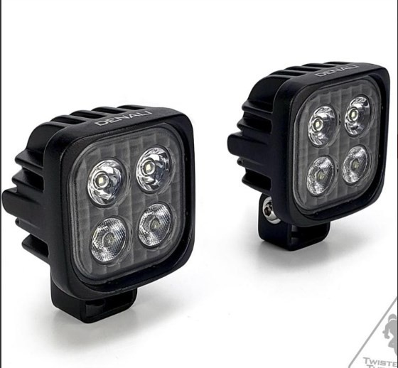 DENALI 2.0 S4 LED Light Kit with DataDim Technology