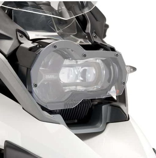 Puig Headlight Guard Clear BMW R1200 GS Adventure 2013>2018