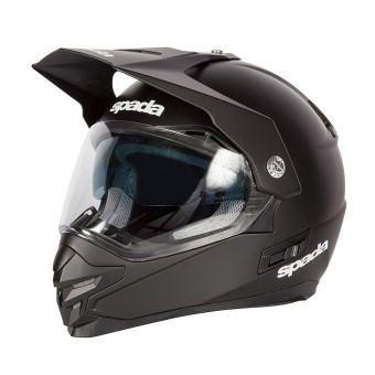 SPADA Helmet Intrepid Matt black