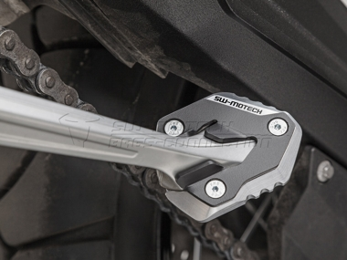 S W Motech Triumph Tiger 800/800 XC/XCx/XCa Side Stand Foot