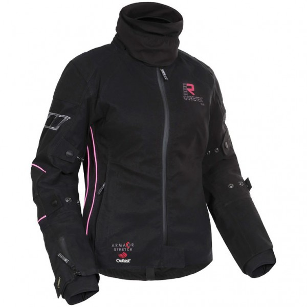 RUKKA Suki Ladies Jacket - Black/Pink