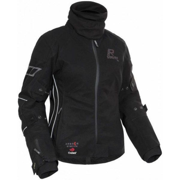 RUKKA Suki Ladies Jacket - Black/Silver