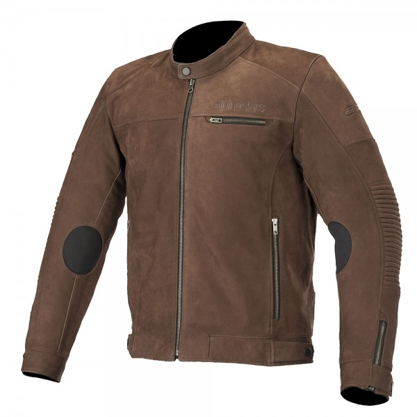 Alpinestars Warhorse Leather Jacket - Tobacco size 50 only