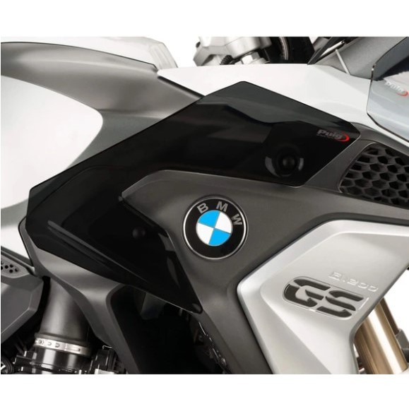 Puig Lower Wind Deflectors for Various BMW