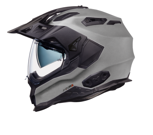 Nexx X.Wed 2 Helmet - Plain Matt Grey Titanium