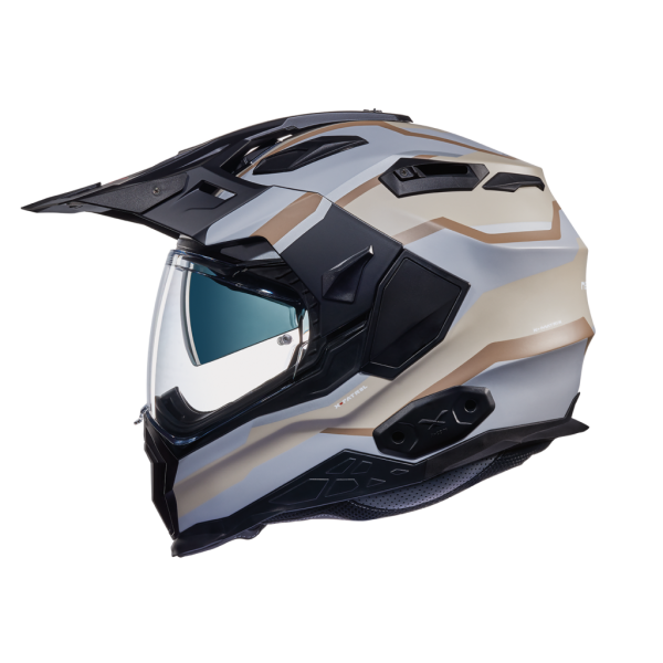 Nexx X.Wed 2 Helmet - X-Patrol Light Sand/Grey MT